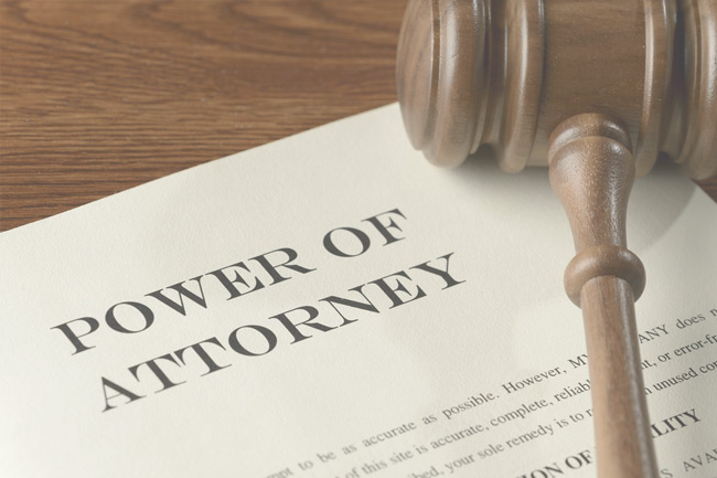 Durable Powers of Attorney Palm Springs