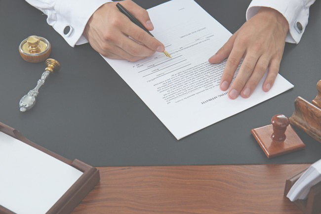 Estate Administration Attorney Palm Springs